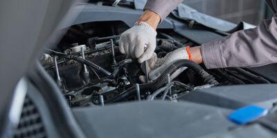 发动机保养与维修
